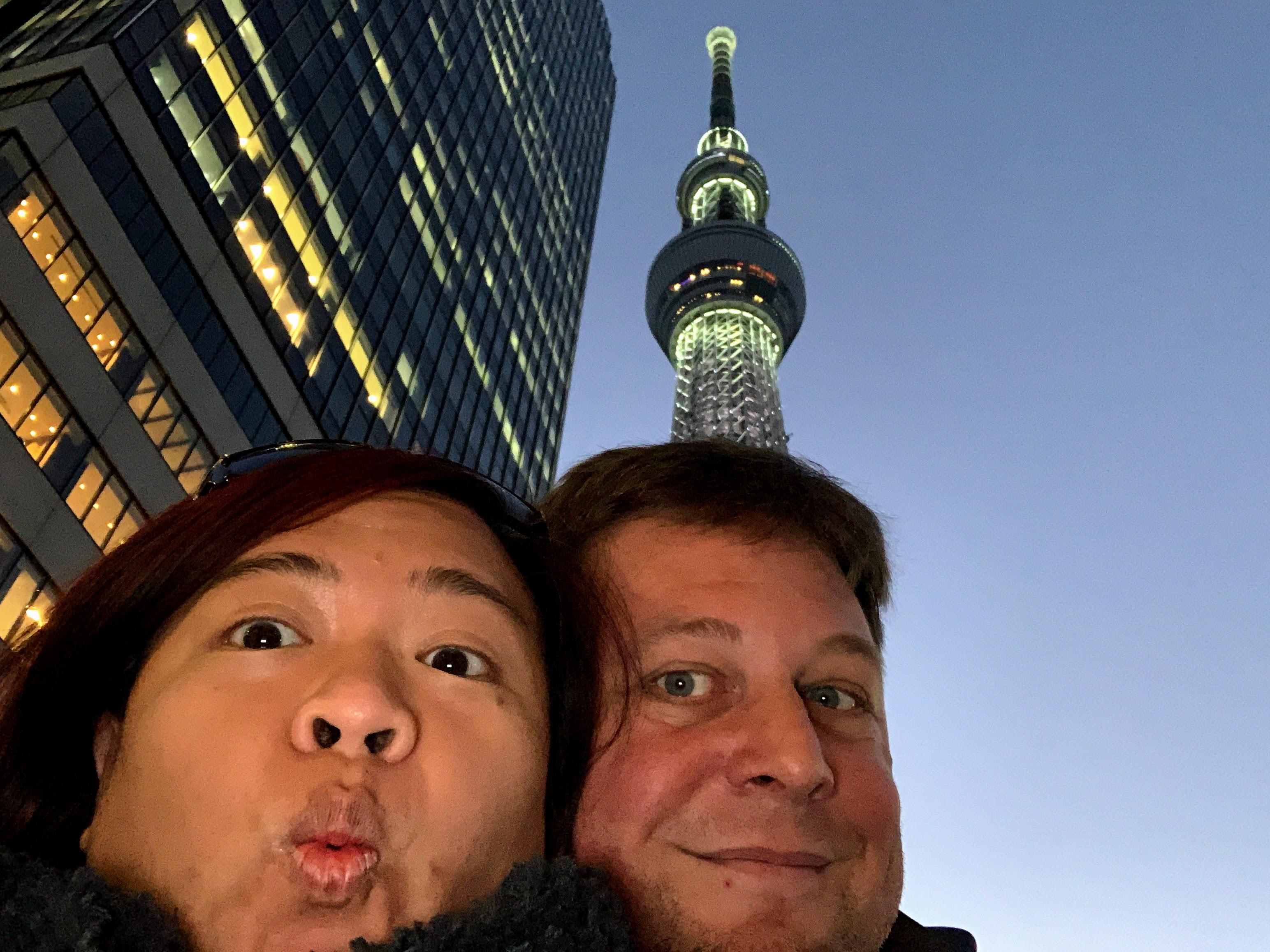 2 Huge in Japan